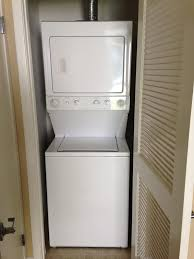 full size stacked washer dryer.  Size Photo Of Old Pasadena Collection Apartments  Pasadena CA United States Stackable  Washer And Full Size Stacked Dryer A