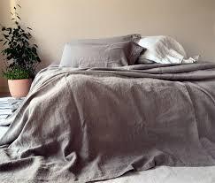summer blanket for bed.  Bed Rustic Heavy Linen Bed Cover Coverlet Summer Blanket Inside For E