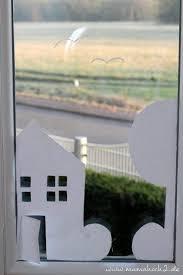 Winter Fensterbilder Diy Ein Paar Ideen Wie Du Deine