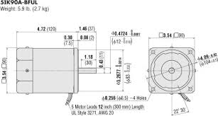 item ika bful pole high speed induction motor on oriental connection diagram motor dimensions