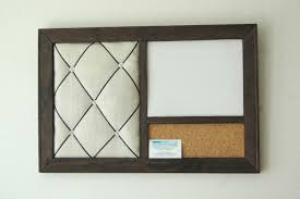 ... Magnificent Pictures Of Dry Erase Cork Board For Home Wall Decoration :  Incredible Furniture For Wall ...