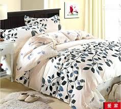 black and cream toile duvet cover bedding set limited prodigous 11