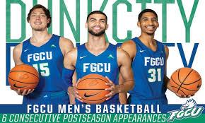 Florida Gulf Coast University Mens Basketball