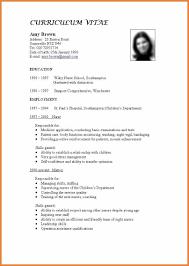 Standard Resume Standard Resume Examples Tandard Resume Template Standard Resume 14