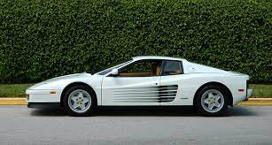 The wolf of wall street opens in theaters on christmas day. The Wolf Of Wall Street S Other Car Was A Ferrari Testarossa Classic Driver Magazine