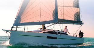 Sailboat Comparison Chart Sailboat Review Sailing The Rm 970 As Fun As A Go Kart