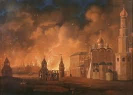 Пожар в Москве в году история пожара и восстановления  Пожар 1812 года Москва до и после Галерея 2