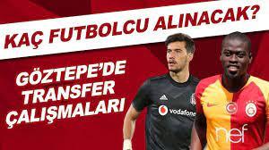 Göztepe'de transfer çalışmaları | Kaç futbolcu alınacak? - YouTube
