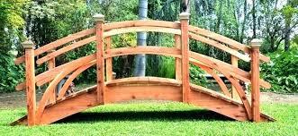 small bridge for garden arched garden bridge plans small garden bridge garden and lawn best small small bridge for garden