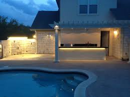 designing tips with outdoor led light fixtures