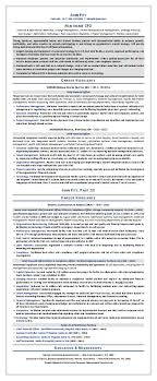 Executive Resume Sample Sample Résumé Healthcare CFO After Executive Resume Writer 37