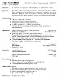 general job objective resume examples 461 best job resume samples images on pinterest job resume samples