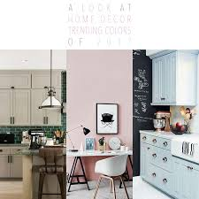 a look at home decor trending colors of 2017 the cottage market