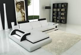 White Living Room Furniture Sets Black And White Modern Living Room Furniture