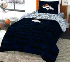 denver broncos comforter set twin pertaining to remodel 18