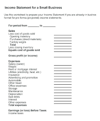 Profit And Loss Statement For Restaurant Template Profit And Loss Statement Format Excel Slipcc Co