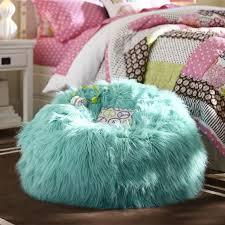 deep pool fur rific beanbag