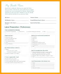 birth plan suggestions simple birth plan template luxury sample birth plans templates baby