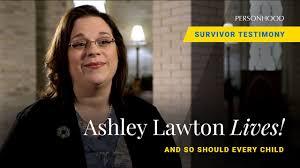 Ashley Lawton Lives! - YouTube