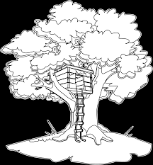 Magic Tree House Coloring Pages Printable With To Download And Print