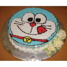 Doremon Cake Kids Cake Free Home Delivery Onlinecakencr