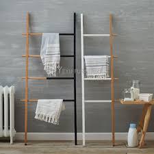 Coat Rack Modern Design Modern Design Solid Wooden ladder retractable Coat Rack Living Room 84