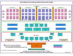 Clean Iowa State Grandstand Seating Chart Iowa State