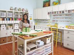 creative office storage. Home Office Craft Room Design Ideas And Sewing Storage Organization Hgtv Best Creative