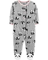 <b>Baby Girl</b> Pajamas | Carter's | Free Shipping