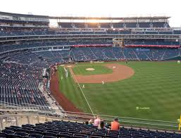 Nationals Park Seating Chart Nationals Park Section 232 Seat Views Seatgeek