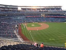 Nationals Baseball Seating Chart Nationals Park Section 232 Seat Views Seatgeek