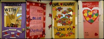 Valentine Door Decoration Ideas Preschool Door Decorations Universalcouncilinfo