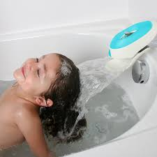 cover for bathtub faucet. amazon.com : boon flo water deflector and protective faucet cover with bubble bath dispenser, blue bathtub fixture bumpers baby for t
