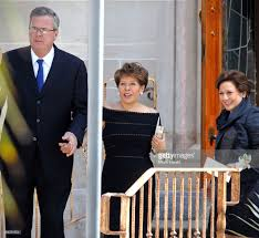 jeb bush pictures getty images former florida gov jeb bush departs his wife columba from the church after the