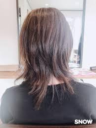 Asaishiさんのヘアスタイル マッシュウルフ 春カット Tredina