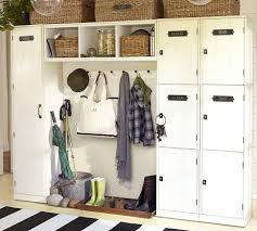 entryway cabinets furniture. Impressive Family Locker Entryway System Pottery Barn For Storage Closet Popular Cabinets Furniture