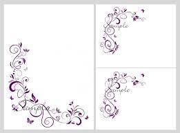 Wedding Invitations Templates Purple Free Printable Dark Purple Wedding Invitation Templates 100