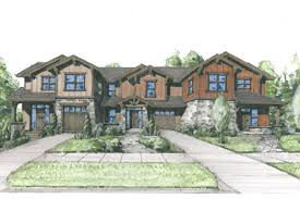 Craftsman Style House Plan 8 Beds 6 50 Baths 4658 Sq Ft Plan 509 20