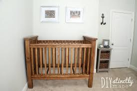 Nursery furniture ideas White Crib Stinctlymadecom Diy Baby Furniture Ideas Salthubco Decorating Ideas For Nursery Diy Baby Furniture Pinterest Terrific