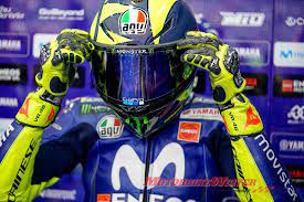 Which design do you like the best? Wear A Helmet Just Like Valentino Rossi S Motorbike Writer