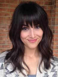 furthermore Cute Hairstyles with Bangs for Women  A Good Mood Booster    Women further 30 Iconic Retro and Vintage Hairstyles additionally  further 20 Hairstyles That'll Make You Want Long Hair With Bangs in addition 50 Cute Long Layered Haircuts with Bangs 2017 besides Best 25  Medium hairstyles with bangs ideas on Pinterest additionally  besides  moreover long hairstyles   layered haircut for long hair with bangs likewise 50 Cute and Effortless Long Layered Haircuts with Bangs   Long. on long haircuts for women with bangs