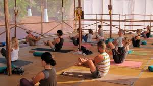 200 hour one month intensive vinyasa yoga teacher in goa india
