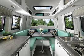 Airstream Interior Design Painting Cool Decorating
