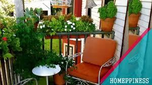 25 inspiring small balcony garden ideas for small apartment