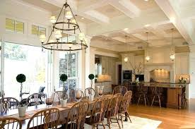 large glass chandelier extra drop crystal beads chandeliers modern ceiling light fixture brushe