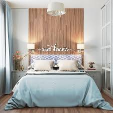 bedroom wall decor over the bed metal