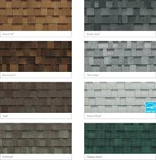 owens corning architectural shingles colors. Plain Colors Owens Corning Oakridge Shingles Colors Shingle Color Options  Chart  Throughout Owens Corning Architectural Shingles Colors R
