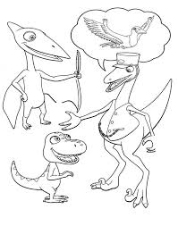 Select from premium train conductor images of the highest quality. Dinosaur Train Coloring Pages Buddy And Mr Conductor Train Coloring Pages Dinosaur Train Coloring Pages