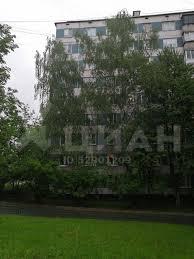 Купить однокомнатную квартиру 32.6м² Ясеневая ул., 6, Москва ...