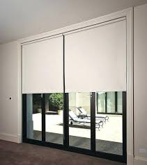 roller shades on sliding glass doors implausible ideas astonishing solar home 30